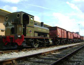 STEAM LOCOMOTIVES – Ribble Steam Railway
