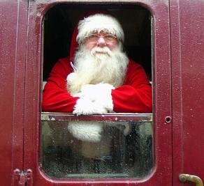 Christmas Specials 2019.Santa Special 2019 Ribble Steam Railway
