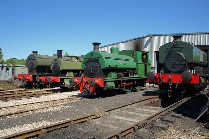 Britain's oldest working steam engine steams again! – Ribble