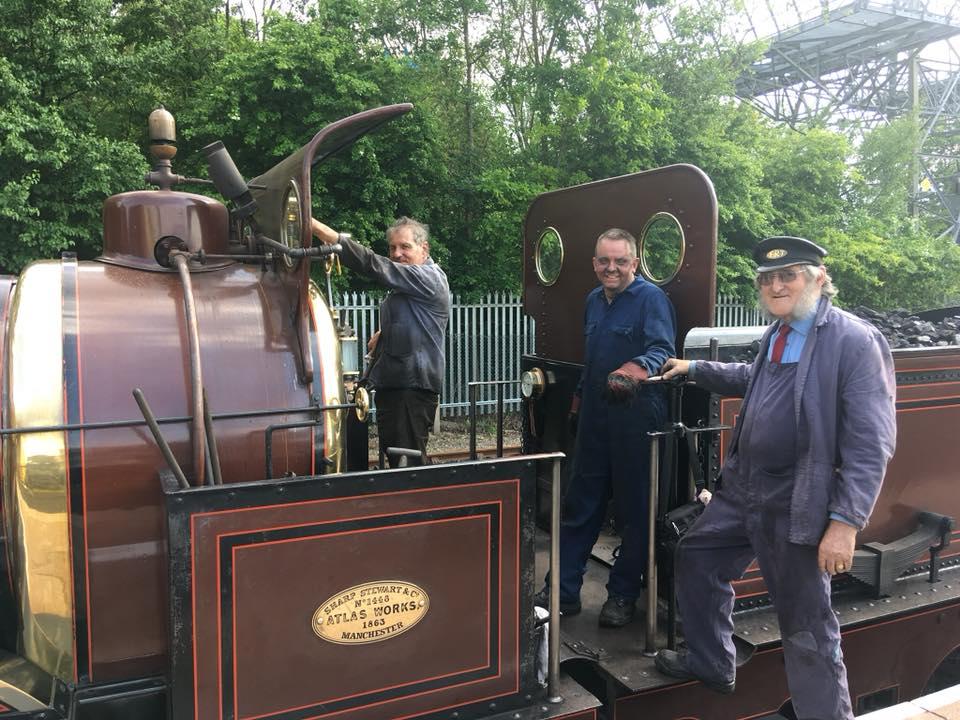 VOLUNTEERS – Ribble Steam Railway